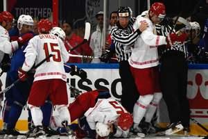 Хоккейный ЧМ-2017: обзор матча Беларусь - Норвегия - 4:3