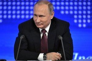 Путин рассказал об укреплении войск у границ с Украиной