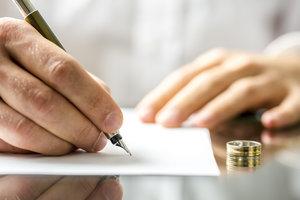 Рада изменила правила взыскания алиментов через суд