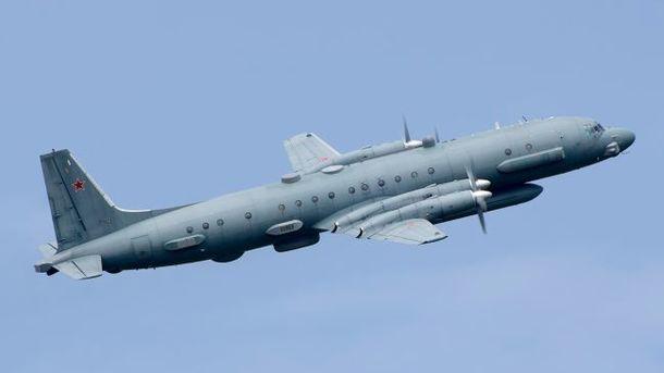 ВВС Польши сообщили оперехвате русского самолета-разведчика