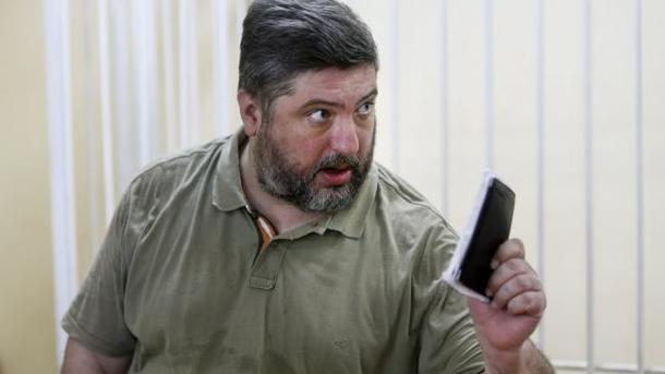 Фигуранта вделе Мартыненко Перелому суд оставил насвободе под личное поручительство
