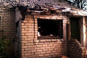 Боевики из минометов обстреляли жилые кварталы Авдеевки и Красногоровки