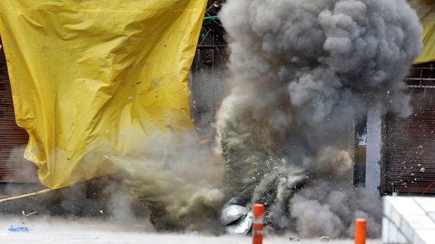 ВКолумбии впорту прогремело несколько взрывов, шесть человек погибли