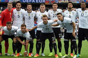 Сборная Германии назвала заявку на Кубок Конфедераций-2017