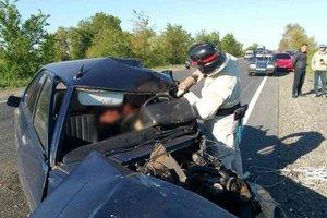 В Одесской области иномарки устроили смертельное ДТП