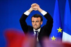 Партия Макрона лидирует в рейтингах перед первым туром парламентских выборов во Франции