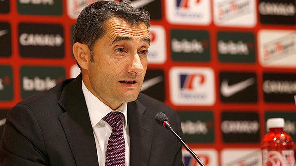 Игроки «Барселоны» хотят видеть вкоманде Вальверде