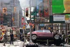 Полиция Нью-Йорка отказалась считать наезд на людей на Таймс-Сквер терактом