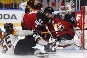 Канада стала последним полуфиналистом хоккейного ЧМ-2017