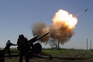 Боевики обстреляли жилые дома в Бердянском и Широкино