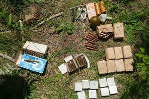 Спецслужбы нашли на Донбассе российское оружие