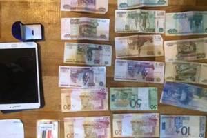 Под Киевом поймали банду взломщиков банкоматов