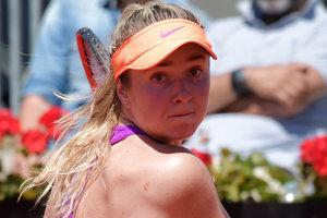 Элина Свитолина вышла в полуфинал престижного турнира в Риме