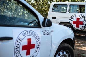 На Донбассе боевики обстреляли сотрудников миссии Красного креста