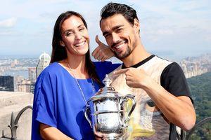 Теннисисты Фоньини и Пеннетта назвали сына в честь умершего от рака коллеги