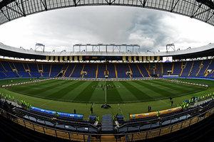Украина сыграет в отборе к ЧМ-2018 с Турцией в Харькове