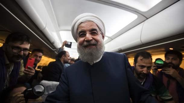 Президентские выборы в Иране выиграл Роухани