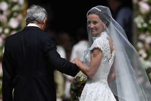 Младшая сестра Кейт Миддлтон вышла замуж за миллиардера