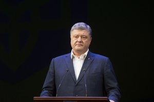 Порошенко: Нужно заставить Россию выполнять Минские соглашения