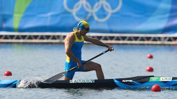 Украинские байдарочники собрали полный комплект медалей на этапе Кубка мира в Португалии