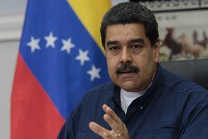 """Мадуро потребовал от Трампа """"убрать руки"""" от Венесуэлы"""