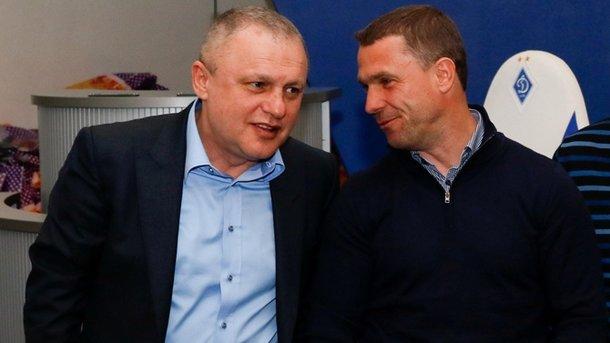 Дмитрий Михайленко возглавит Динамо?