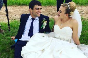 Чемпионка мира по борьбе Оксана Гергель вышла замуж