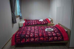 В олимпийской деревне Пхенчхана-2018 не хватает спальных мест