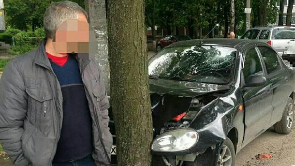 После ДТП водитель предлагал взятку. Фото: полиция