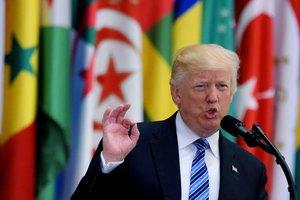 Тиллерсон назвал историческим визит Трампа в Саудовскую Аравию