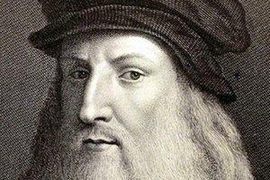 Китайские генетики собрались клонировать Леонардо да Винчи