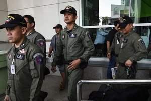 В больнице Бангкока взорвалась бомба
