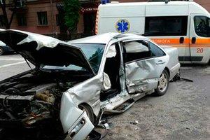ТОП-5 самых опасных мест Киева по количеству ДТП