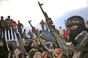 Боевики ИГИЛ напали на центр подготовки иракских военных