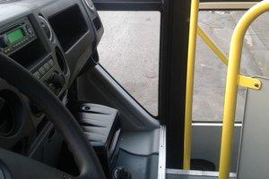 В Николаеве водитель маршрутки вместе с женой избили пассажирку