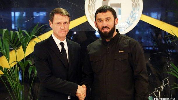 Олег Кононов стал главным тренером грозненского «Терека»