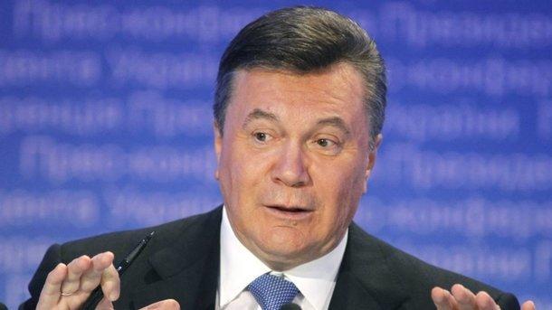 НаУкраине обвиняют Януковича вкраже 40 миллиардов долларов