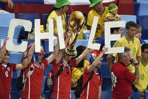Сборная Чили назвала состав на Кубок Конфедераций