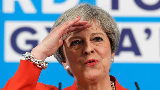 Брюссель наравне сБританией должен платить посчетам «Брексит»— Тереза Мэй