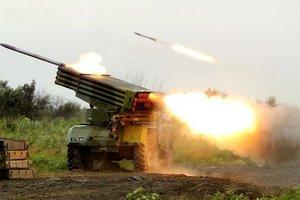 Боевики обстреляли из Градов позиции ВСУ под Опытным - штаб