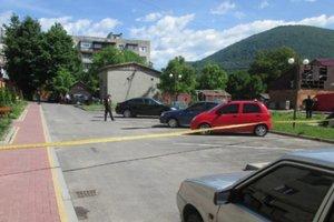 На Закарпатье во дворе многоэтажки расстреляли бизнесмена
