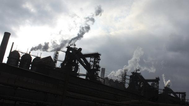Спад промпроизводства вУкраинском государстве ускорился до6,1%