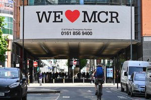 Blondie и Take That отменили концерты из-за теракта в Манчестере