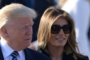 Дональд Трамп прибыл в Италию, где встретится с Папой Римским