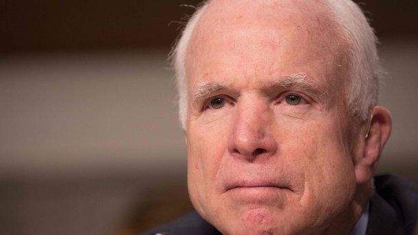 Маккейн дал рекомендацию Трампу повиниться за«сговор сРоссией»