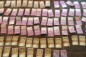 """На Прикарпатье майор полиции не брезговал """"грязными"""" деньгами"""