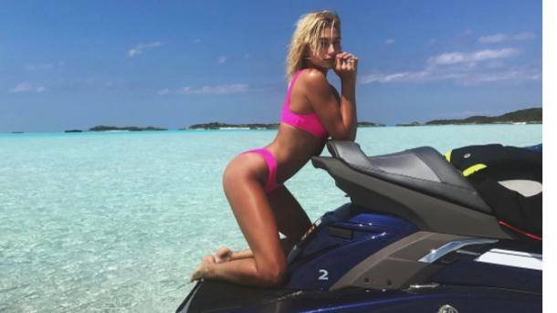 Журнал Maxim назвал имя самой половой женщины года