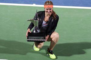 Свитолина рассталась с тренером, с которым выиграла четыре турнира в 2017 году