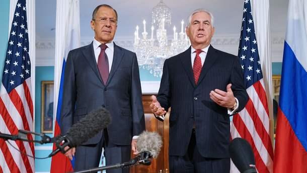 Тиллерсон назвал условия для возвращения РФ в«Большую семерку»