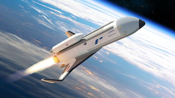 ВПентагоне пояснили, для чего нужен беспилотный космоплан Boeing XS-1